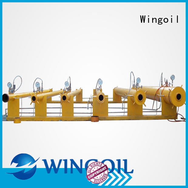 Wingoil Safety high pressure hose testing equipment widely used for onshore