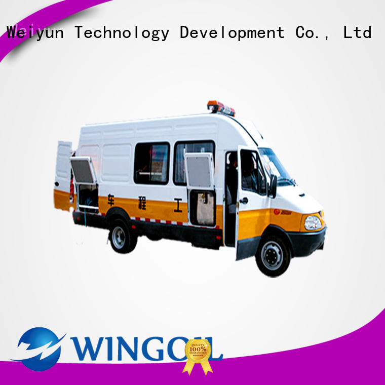 air truck With unrivaled expertise for onshore