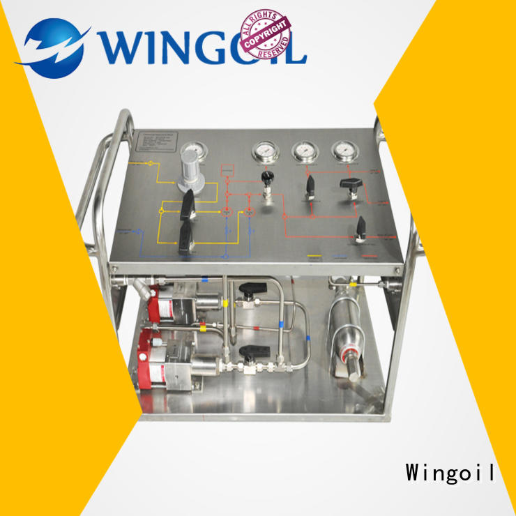 Wingoil Wholesale chemical dosing for onshore
