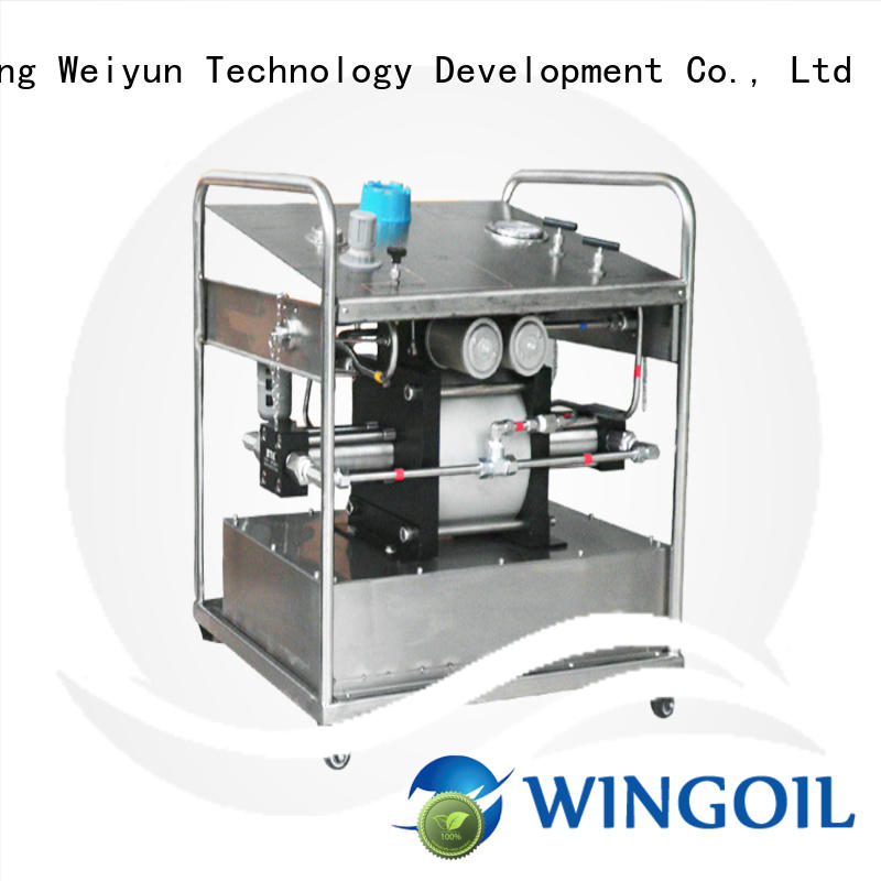 Chemical Injection System widely used for onshore