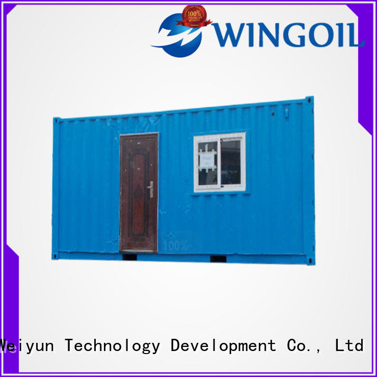 Wingoil Safety high pressure hose testing equipment widely used for offshore