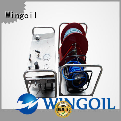 Wingoil chemical injection system design factory For Oil Industry