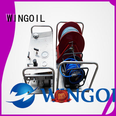 Wingoil Latest high pressure chemical pump factory for offshore