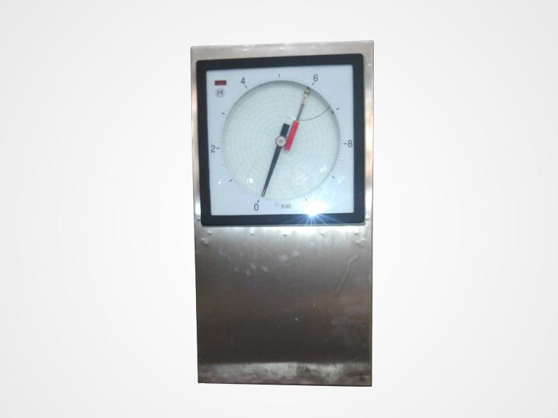 Paper Chart Recorder Unit Portable Hydrostatic Test Pump