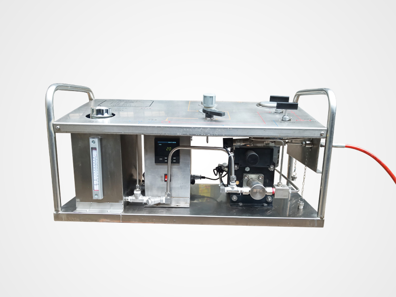 Best hydrotest unit infinitely For Gas Industry-1