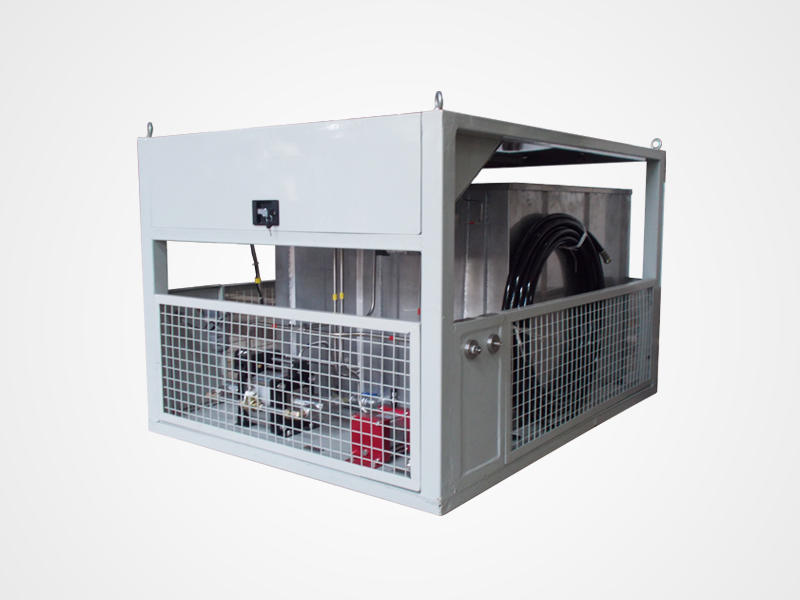 Pressure Test Unit With PC Recorder Pneumatic Pressure Testing Equipment