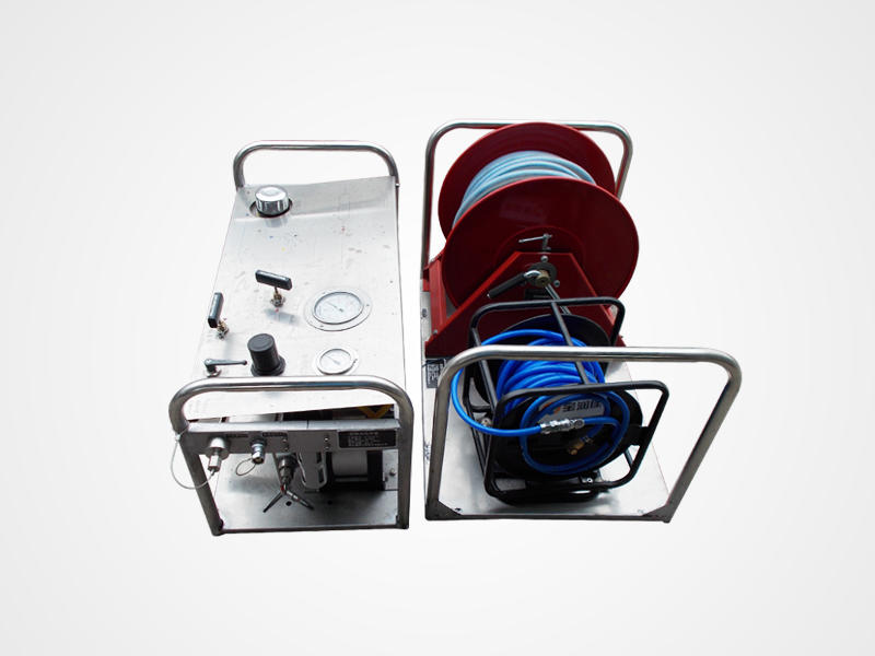 Chemical Injection Equipment & Hose Reels Injection System