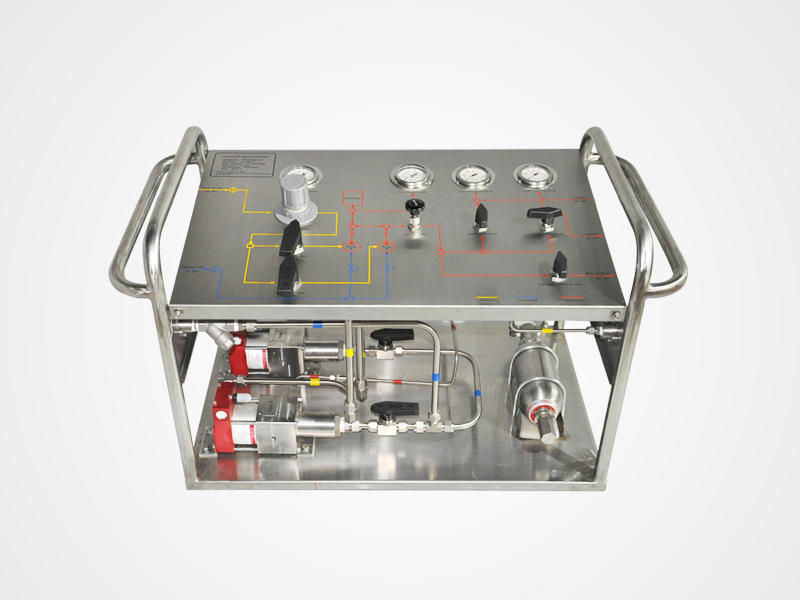 Static Chemical Injection System
