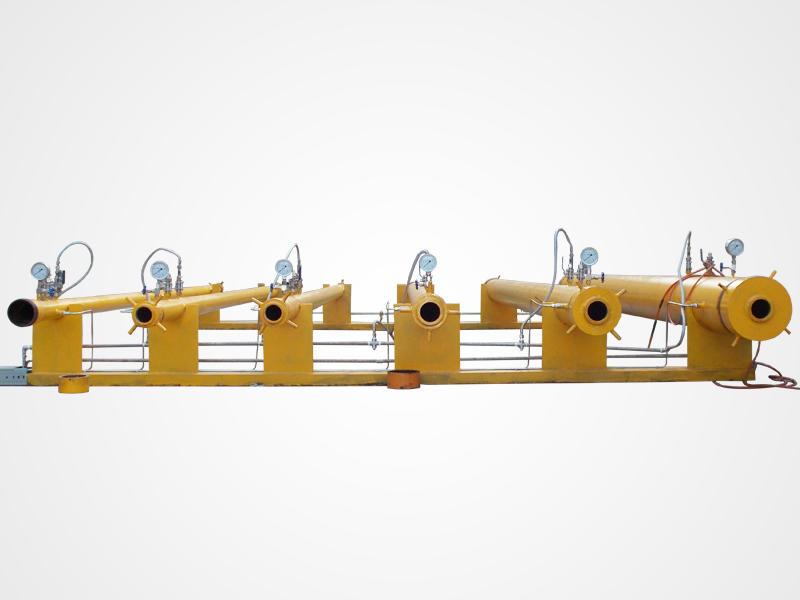 High Pressure Hose Testing Equipment Pressure Calibration Device