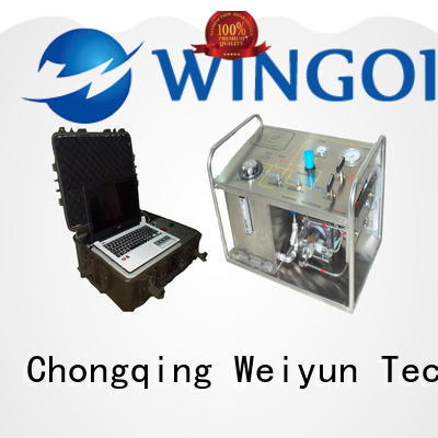 Wingoil popular hydrostatic pressure pump With unrivaled expertise for offshore