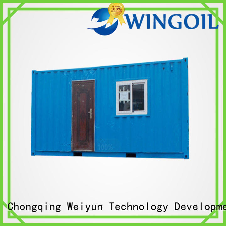 Wingoil popular high pressure hose testing equipment widely used For Gas Industry