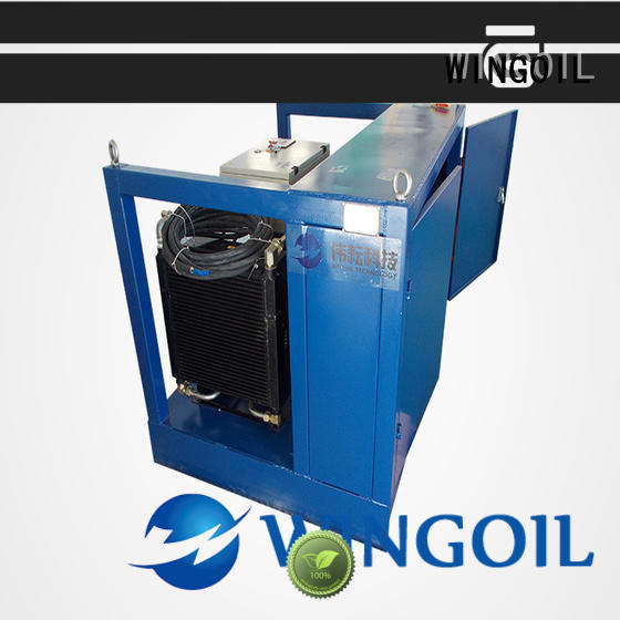 tube pressure testing equipment infinitely for offshore