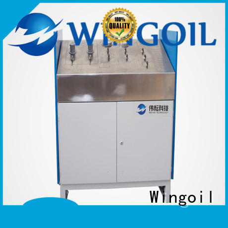 Wingoil high pressure hose testing equipment With unrivaled expertise for offshore