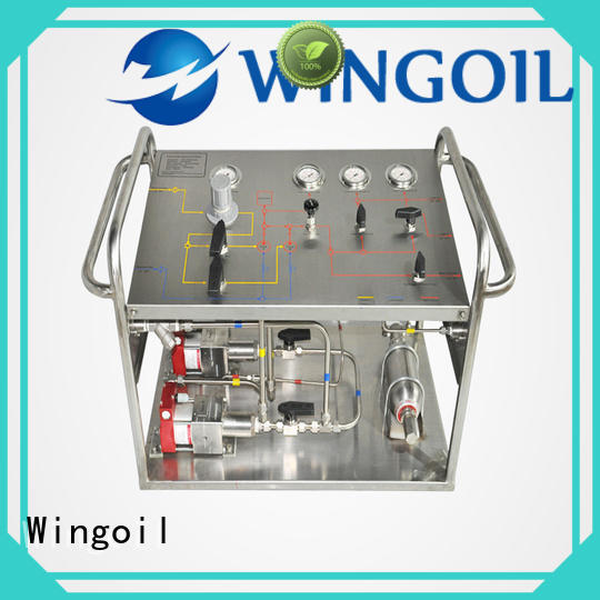 Wingoil agricultural fertilizer injection pumps With unrivaled expertise for onshore