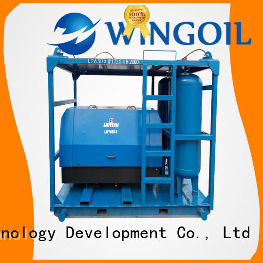 high pressure pneumatic pressure testing equipment widely used for offshore