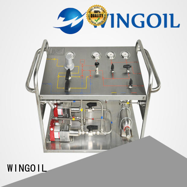 Wingoil High-quality chempump for onshore