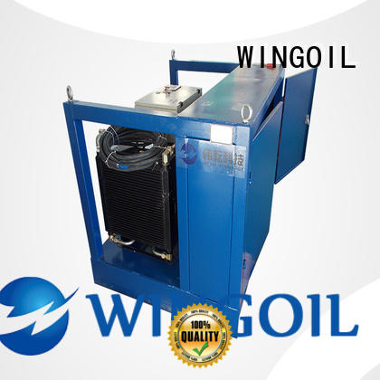 Wingoil pressure test pump manufacturers for offshore