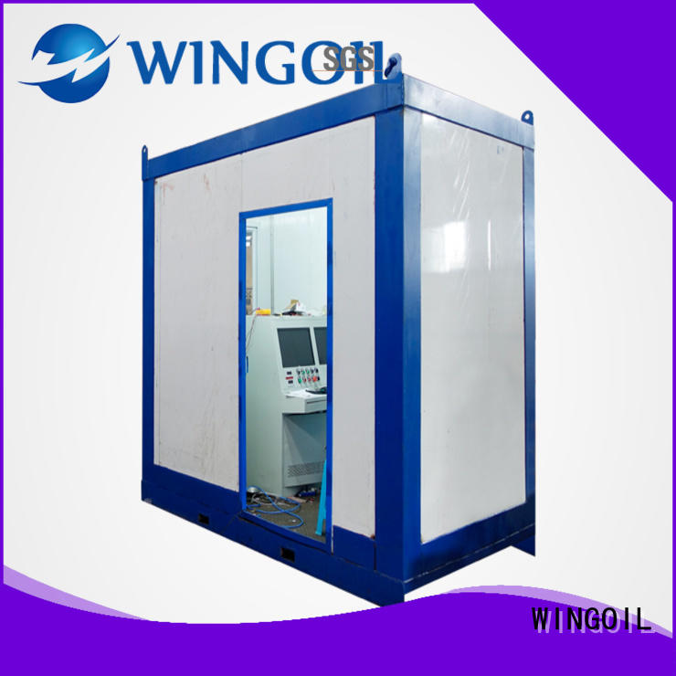 Wingoil high blood pressure tester Suppliers For Gas Industry
