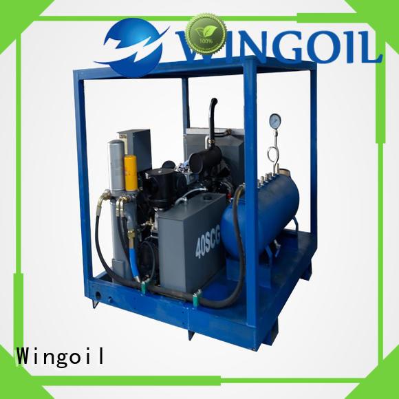 popular valve pressure testing equipment With Flow Meter For Oil Industry