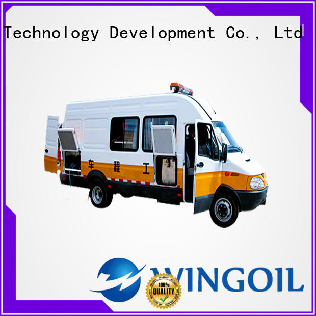 Wingoil semi truck air system manufacturers for onshore