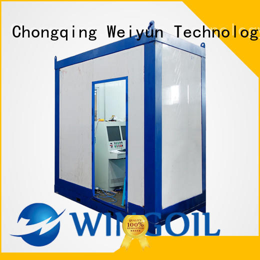 Flow Control high pressure hose testing equipment infinitely For Oil Industry
