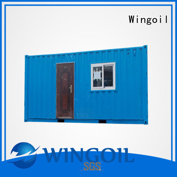 Wingoil hydrostatic test for pressure vessel With unrivaled expertise for onshore