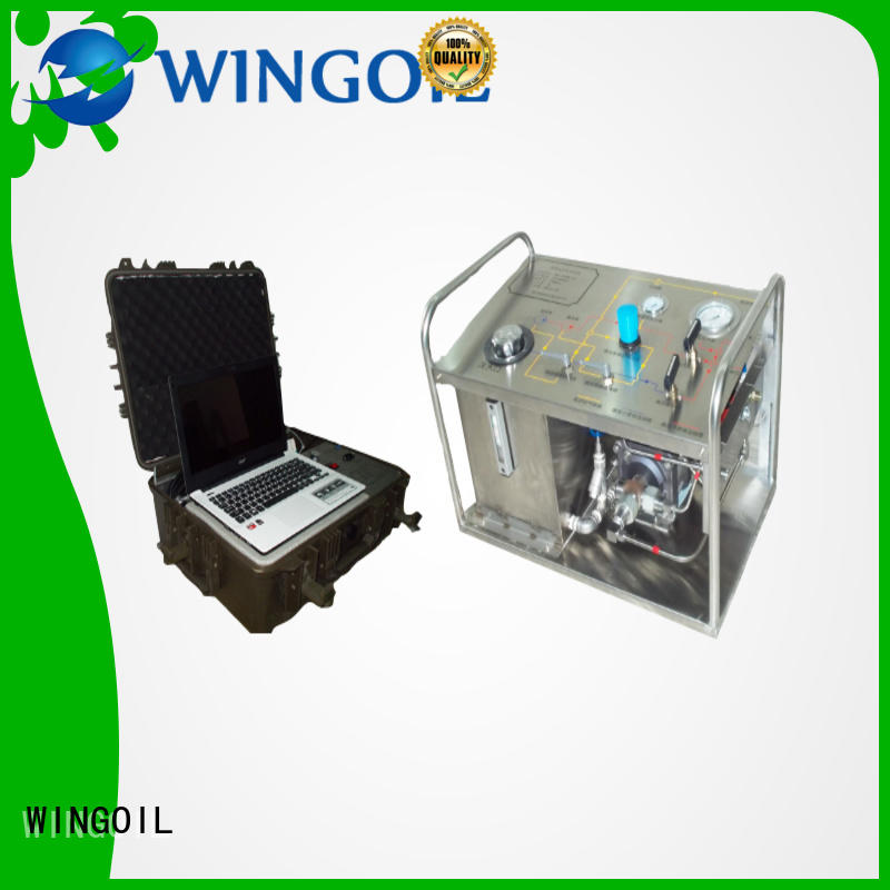professional electric water pressure test pump manufacturers for offshore