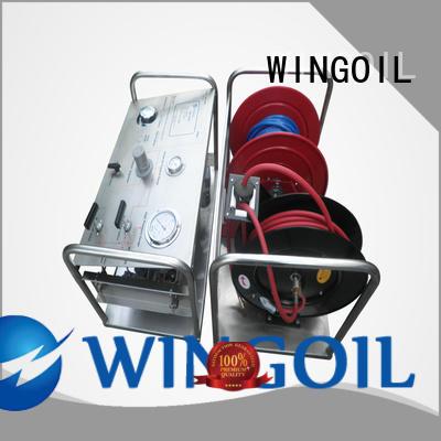 hydrostatic pressure pump in high-pressure For Gas Industry