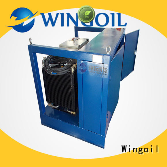 Wingoil universal testing machine for business For Gas Industry