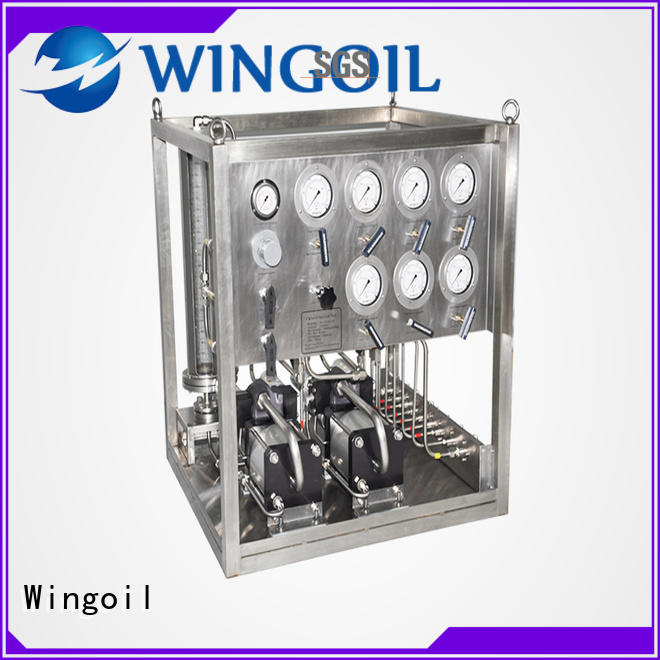 Wingoil popular ultrasonic chemical manufacturers For Gas Industry