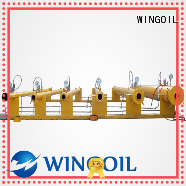 Wingoil Safety high pressure hydrostatic test pump widely used for onshore