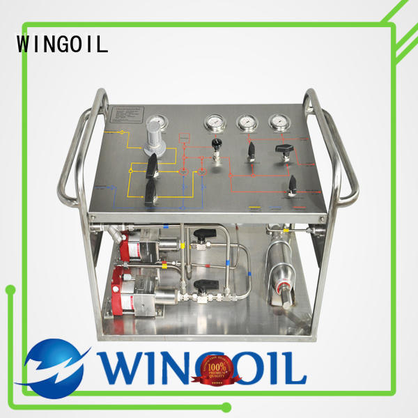 Custom chemical delivery system in high-pressure for onshore