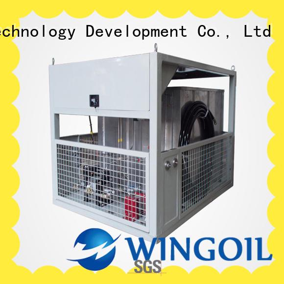 tube pressure testing equipment For Oil Industry