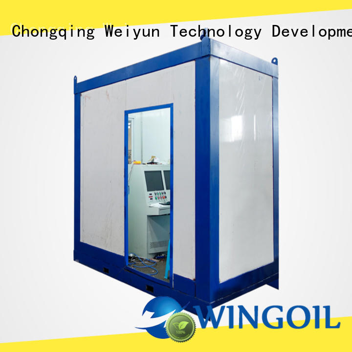 Safety hydrostatic testing manufacturers for onshore