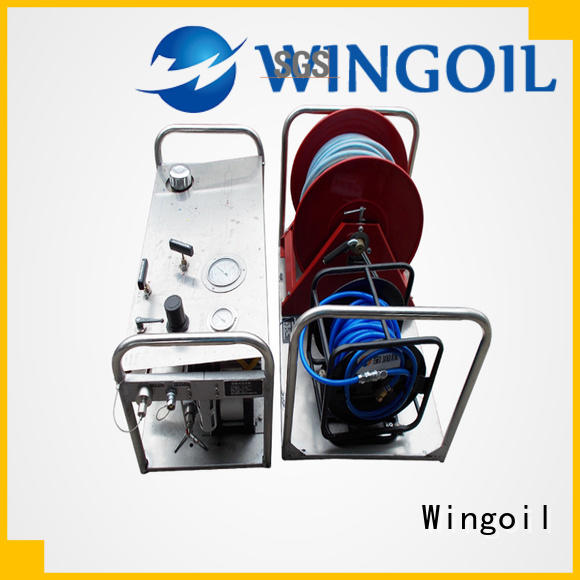 Wingoil Chemical Injection System With unrivaled expertise For Oil Industry