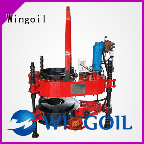 Wingoil oilfield downhole tools in high-pressure For Gas Industry