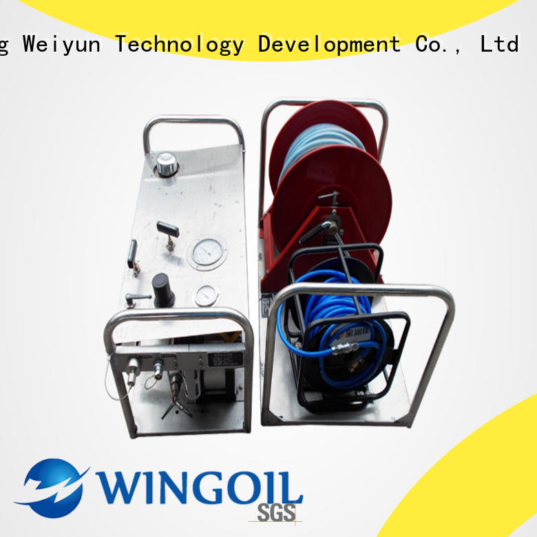 high pressure Chemical Injection System for onshore