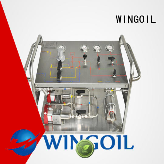 professional chemical pump system for offshore