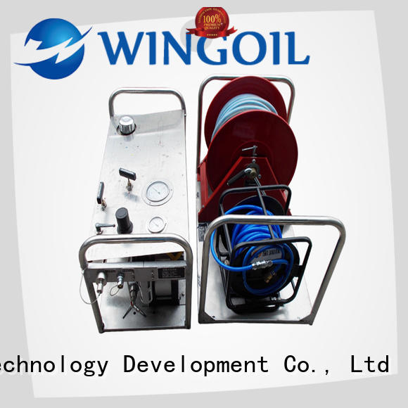 Wingoil high pressure fertilizer injector pump Suppliers for onshore