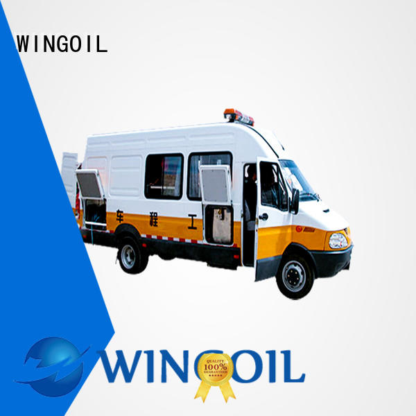 Wingoil diagnostic scanner manufacturers For Gas Industry