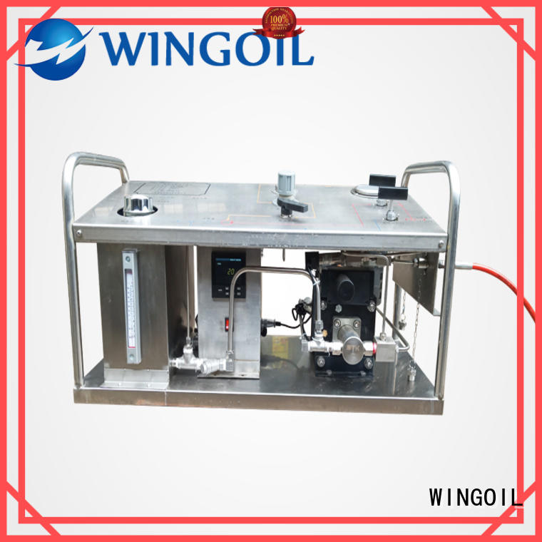 hydrostatic test pump With unrivaled expertise for onshore
