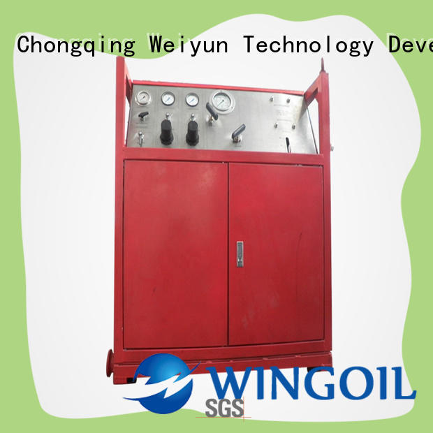 popular duct pressure testing equipment For Gas Industry