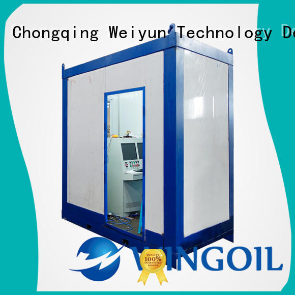 Wingoil hip pressure Supply For Gas Industry