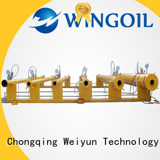 high pressure hose testing equipment infinitely for onshore