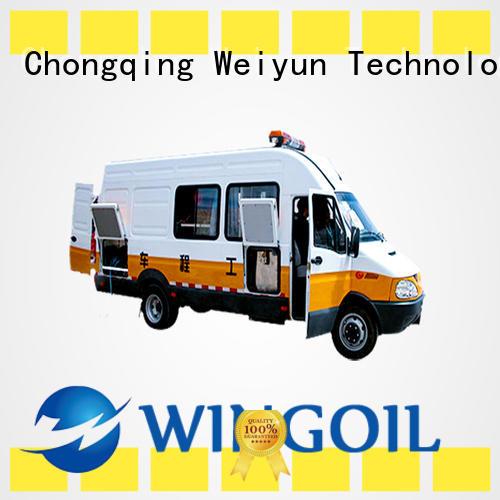 Wingoil brake pressure tester factory For Oil Industry