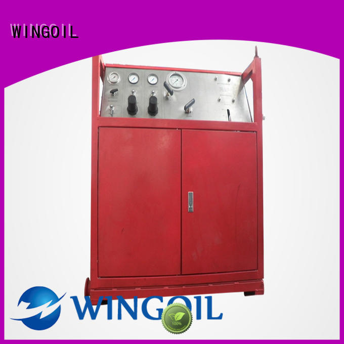 high pressure textile testing equipment manufacturers for offshore
