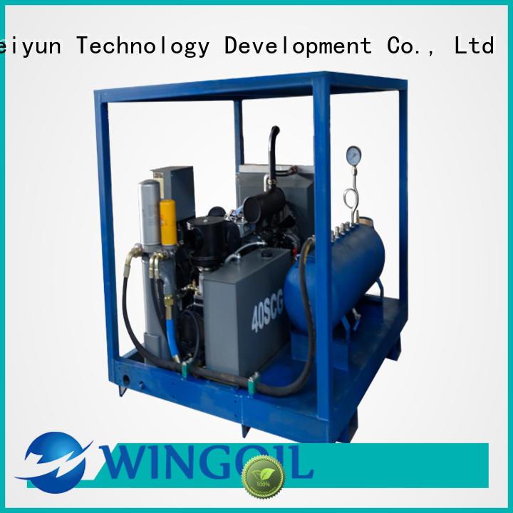 Wingoil burst testing equipment With unrivaled expertise For Oil Industry