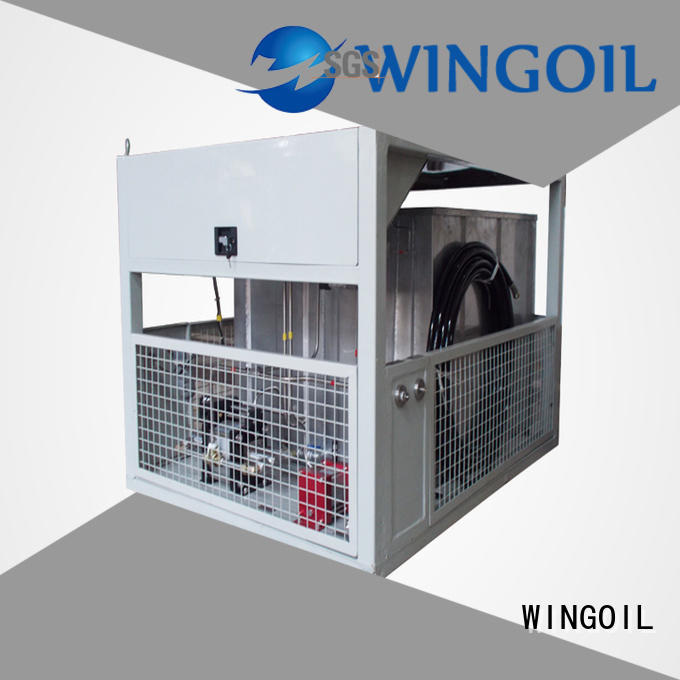Wingoil asme hydrostatic test requirements Supply for onshore