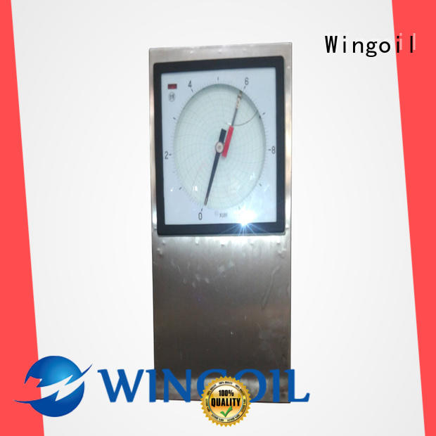 Wingoil Latest hydro test pump supplier company For Oil Industry
