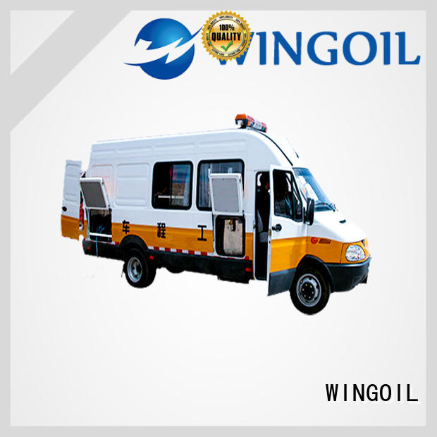 high pressure Oilfield Pressure Trucks With unrivaled expertise For Oil Industry